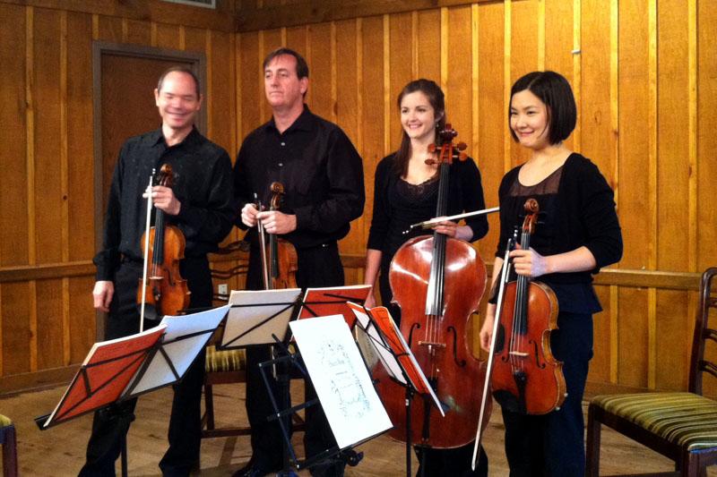 Peachtree Sreing Quartet