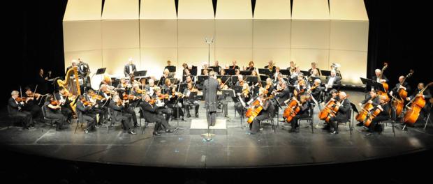 The DeKalb Symphony Orchestra