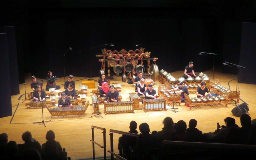 Emory Gamelan Ensemble (credit Mark Gresham)