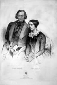 Robert and Clara Schumann