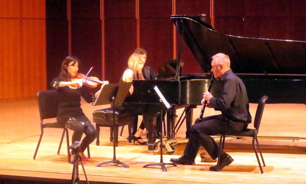 "Atlanta Chamber Players perform Mark Buller's ""Motion Studies."""