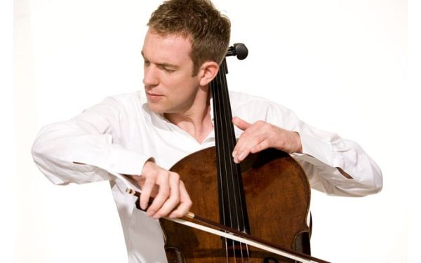 Cellist Johannes Moser performs with the Atlanta Symphony Orchestra this Thursday and Saturday.