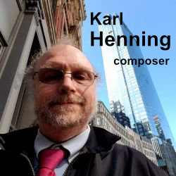 Karl Henning, composer