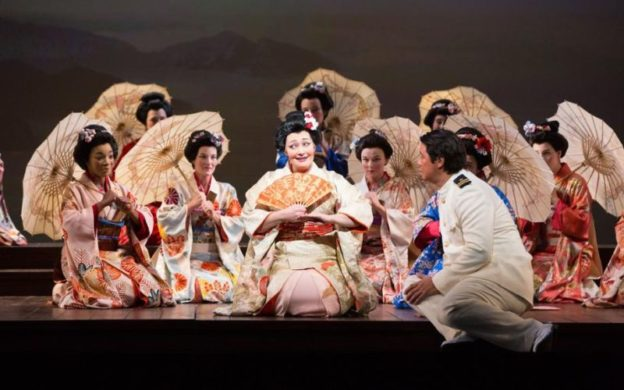 Atlanta Opera will reprise its 2014 production of Puccini's Madama Butterfly as part of its 2019-20 season.