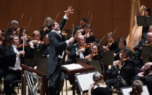 Stephen Mulligan leads he ASO in the Symphony No. 1 of jean Sibelius.