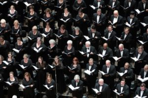"""Atlanta Symphony Orchestra Chorus performing Verdi's """"Quattro pezzi sacri."""""""