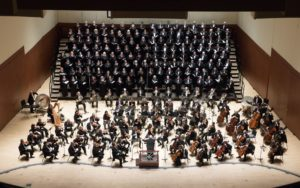 The Atlanta Symphony Orchestra & Chorus (credit: Jeff Roffman)