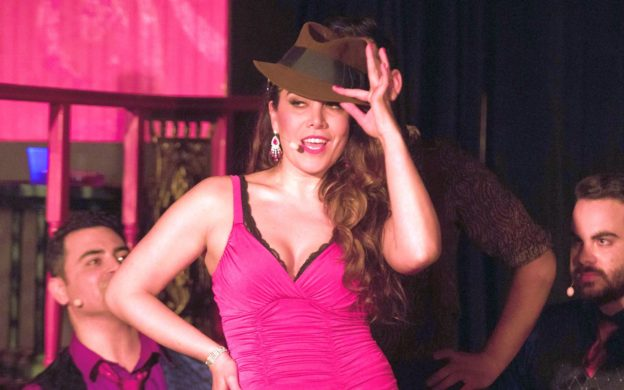 Solange Merdinian as María (credit: Jeff Roffman)