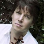 Violinist Joshua Bell (credit: Lisa Marie Mazzuco)