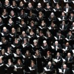 The Atlanta Symphony Orchestra Chorus. (credit: Raftermen)