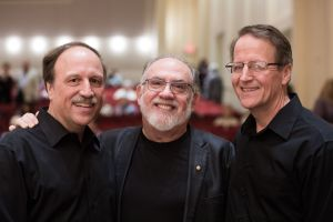 Mark Yancich, James Oliverio and Paul Yancich (credit: Jeff Roffman)