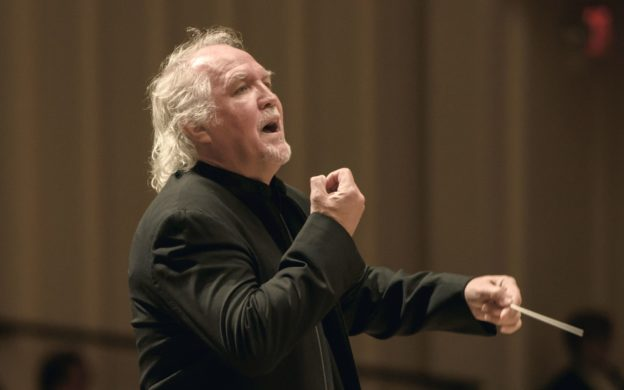 ASO principal guest conductor Doinald Runnicles. (credit: Simon Pauly)