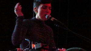 Sofia Hultquist, aka Drums & Lace