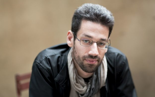 Pianist Jonathan Biss played the final installment of his complete Beethoven Sonatas cycle on Wednesday at Atlanta Symphony Hall. (credit: Benjamin Ealovega)