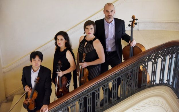 Jupiter String Quartet (credit: Sarah Gardner)