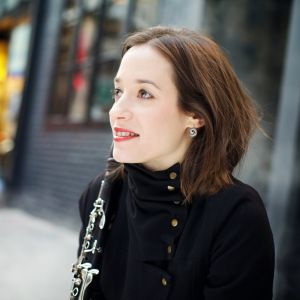 Clarinetist Romie de Guise-Langlois os pne of the artists featured in this year's madison Chamber Music Festival (photo: Claire McAdams)