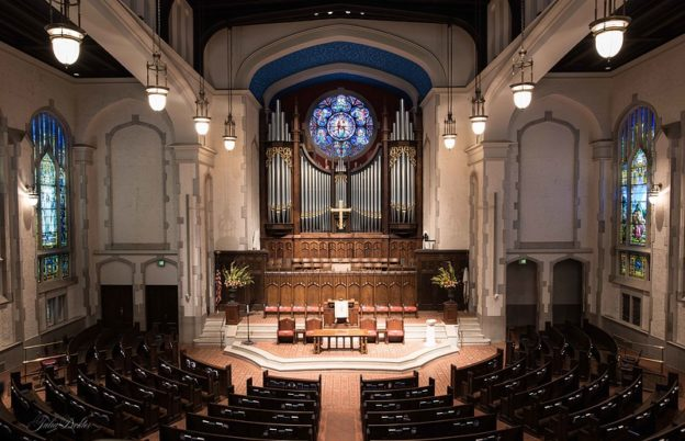 The Klais/Schlueter Organ (IV/112), First Presbyterian Church, Atlanta