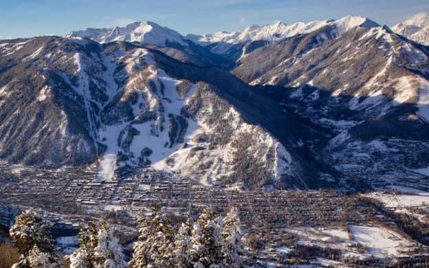 Aspen, Colorado.