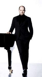 Pianist Kirill Gerstein. (credit: Marco Borggreve)