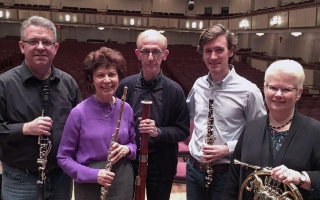 Eclipse Woodwind Quintet. (source: eclipseco.com)