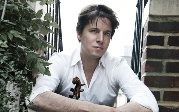 Superstar violinist Joshua Bell performs with the Atlanta Symphony Orchestra this Friday, Saturday and Sunday. (credit: Lisa Marie Mazzucco)