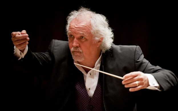 Principal guest conductor Donald Runnicles will lead this week's concert by the Atlanta Symphony Orchestra. (source: donaldrunnicles.org)