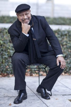 Kenny Barron in 2012. (credit: Fran Kaufman)
