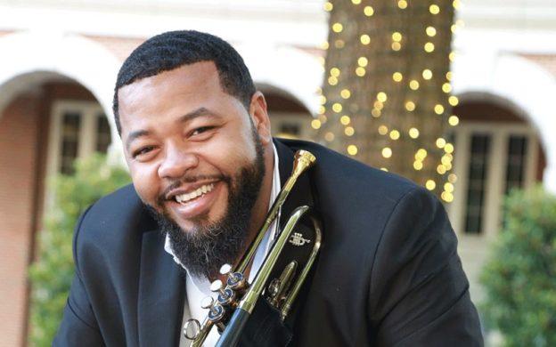 Jazz artist Melvin Jones perfoms Friday at KSU's Bailey Performance Center.
