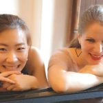 Pianists Kyung-ah Kim. Kim and Elodie Vignon will perform in a joint recital hosted by the Chopin Society of Atlanta on Saturday in Johns Creek. (source: chopinatlanta.org)