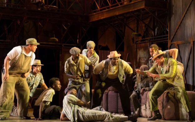 "Atlanta Opera performs ""Porgy and Bess"" March 7 -15. (credit: Karli Cadel / Glimmerglass Festival, 2017)"