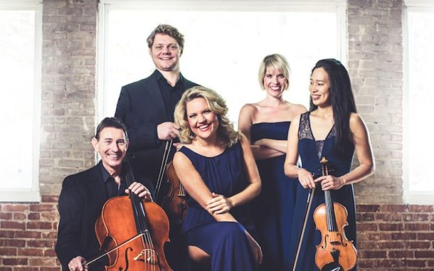 Georgian Chamber Players can be heard this week on Atlanta Music Scene, WABE FM 90.1 (photo courtesy of GCP)