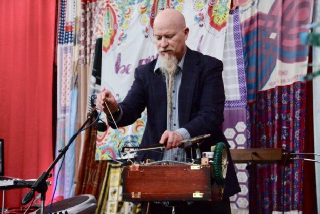 """Klimchak is featured this Thursday in the Rialto Center's online """"Homegrown Artists"""" series. (credit SHAMC)"""