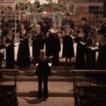 "The Golden Bridge ensemble performs the world premiere of Melinda Bargreen's ""O Lord, Make Thy Servant Elizabeth."""