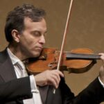 """Violinist Gil SHaham performed Beethoven's """"violin Concerto"""" in the Atlanta Symphony Orchestra's virtual 2020-21 season opener this Thursday evening."""
