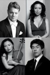 Vega Quartet,fall 2020