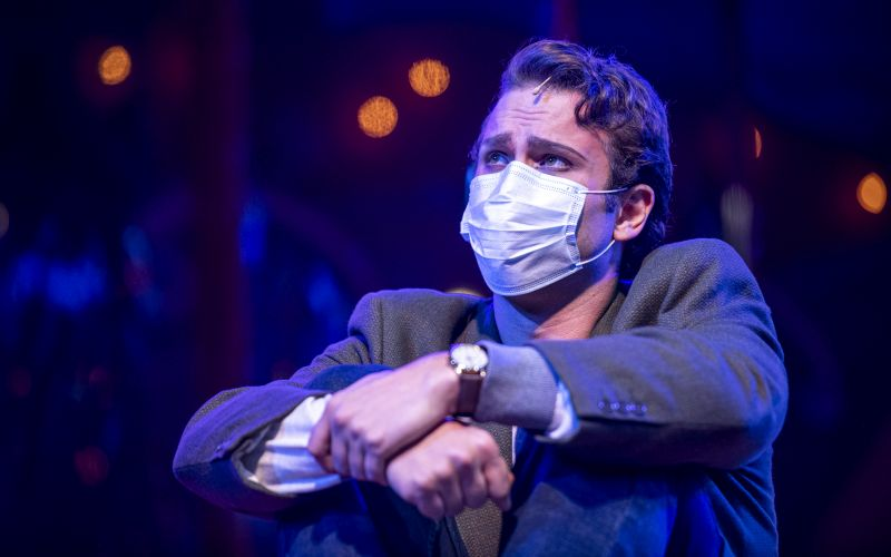 Joseph Lattanzi as Silvio (credit: Raftermen)
