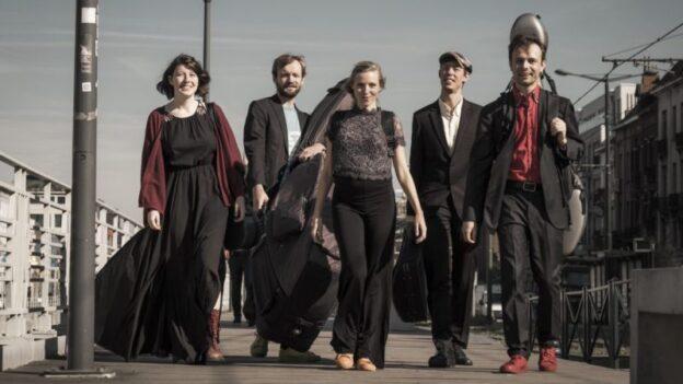 St. George Quintet (credit Filip Verpoest)
