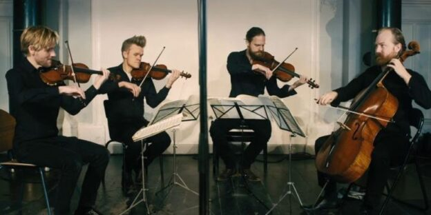 Danish String Quartet (video frame /ScCVS)