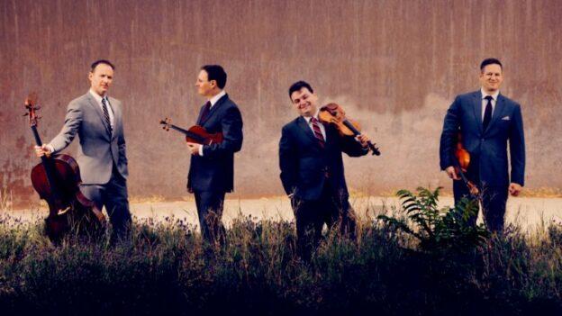 Jerusalem Quartet (courtesy of Spivey Hall)