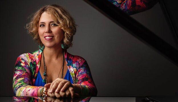 Venezuelan pianist Gabriela Montero (gabrielamontero.com)