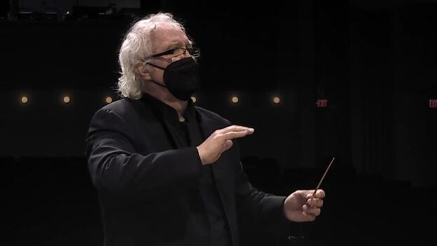 ASO principal guest conductor Sir Donald Runnicles. (video frame/ASO)