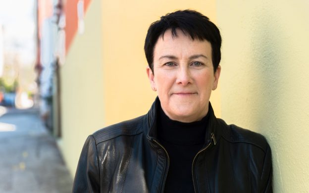 Pulitzer Prize and two-time Grammy Award winning composer Jennifer Higdon.