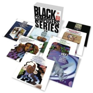 SONY Black Composer Series: The Complete Album Collection