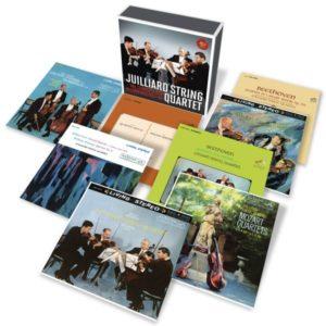 SONY Juilliard String Quartet: The Complete RCA Recordings
