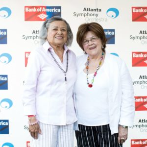 TDP co-founders Azira G. Hill and Mary Gramling