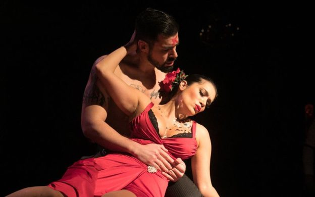 "Atlanta Opera reprises its highly succesful production of Astor Piazzolla's ""Maria de Buenos Aires"" at Paris on Ponce. (photo courtesy of The Atlanta Opera)"