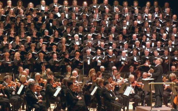 """Robert Spano will lead the Atlanta Symphony Orchestra and Chorus plus guest soloists in a concert version of Beethoven's """"Fidelio"""" to close the orchestra's 2018-19 season. (image source: asochorus.org)"""