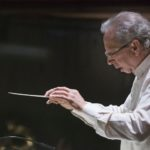 Conductor Arthur Fagen in rehearsal at Indiana University. (source: Indiana University, Jacobs School of Music)