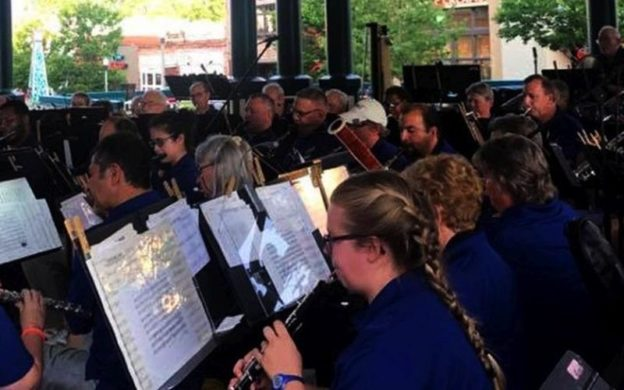 The Callanwolde Concert Band will play a 4th of July concert in downtown Decatur.. (source: www.calcb.org)