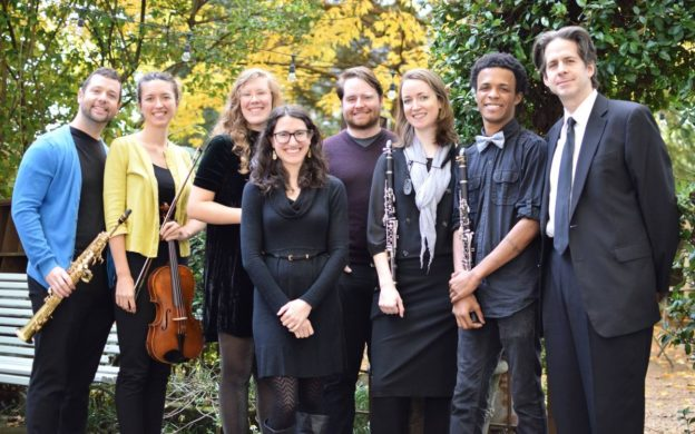 Terminus Ensemble will perform as part of the YnMin Project in Gainesville. (source: Facebook)